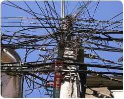 Подключение света Беговой проезд получение ТУ от энергетической компании в Конюшковский Большой переулок